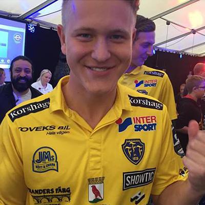 Erik Zetterberg
