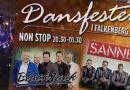 Dansfesten i Falkenberg 2016
